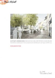 thumbnail of Wettbewerb_Altstadt Lüdenscheid_Öffentliche Räume_Dokumentation